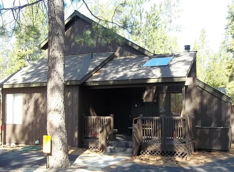 Tamarack 6 - Exterior - TAMARACK 6 - Sunriver, Oregon - Sunriver - rentals