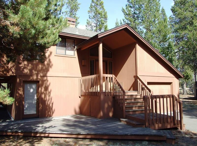 White Alder 6 - Exterior - Photo 1 - WHITE ALDER 6 - Sunriver, Oregon - Sunriver - rentals