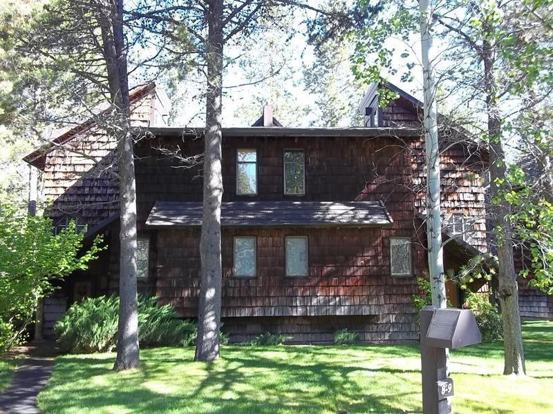 Wildflower 46 - Exterior - WILDFLOWER 46 - Sunriver, Oregon - Sunriver - rentals