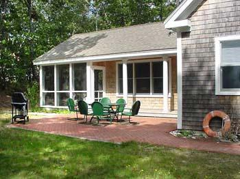 Nicely Furnished Contemporary Cape (1660) - Image 1 - Wellfleet - rentals