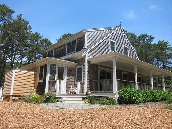 Private Contemporary with Central A/C (1682) - Image 1 - Wellfleet - rentals