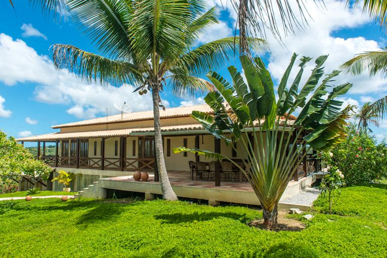 Welcome at Casa Panorama! - Casa Panorama, a wonderful place near Mangue Seco! - Salvador - rentals