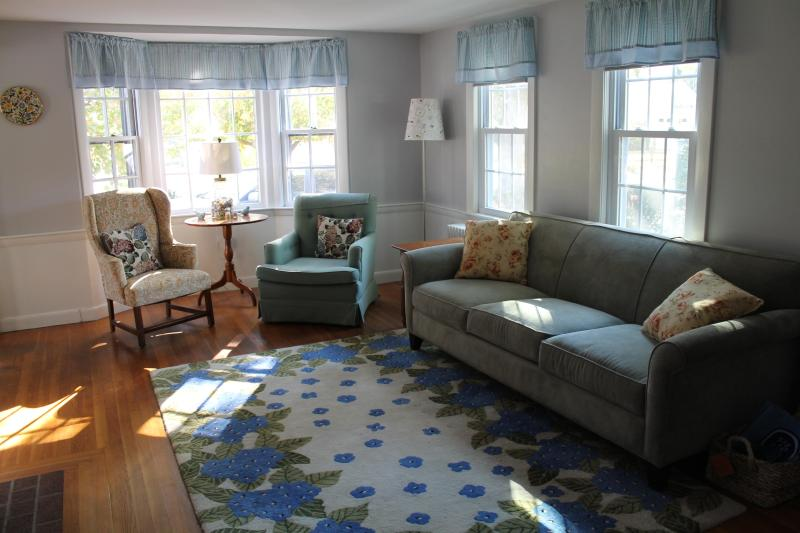 Bright and Sunny first floor living area - Cape Cod Summer Getaway 2015 - Harwich Port - rentals
