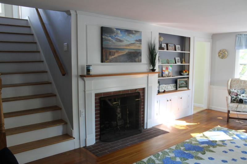 First Floor Living room - Late Summer Getaway-walk to beach - Harwich Port - rentals