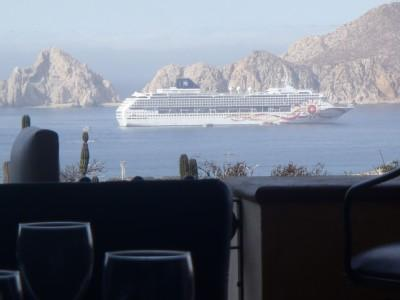 Balcony View - Breathtaking Villa with Spectacular Ocean Views - Cabo San Lucas - rentals