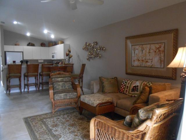 Living Room - VILLA SAN JUAN - Cape Coral - rentals