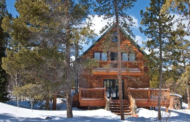 Exterior - Private Breckenrdge house, great mountain views - Breckenridge - rentals