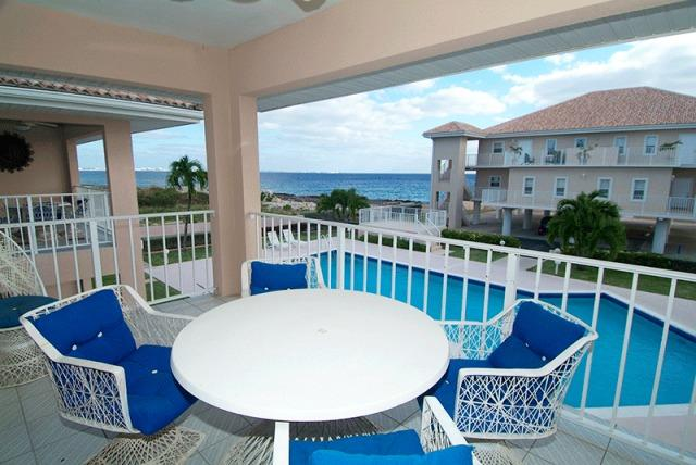 View from the patio - Great Condo In Great Location For Divers! - West Bay - rentals