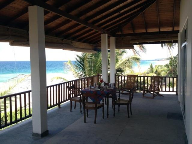 dining to the sound of the waves - Sunset Reef - Hikkaduwa - rentals