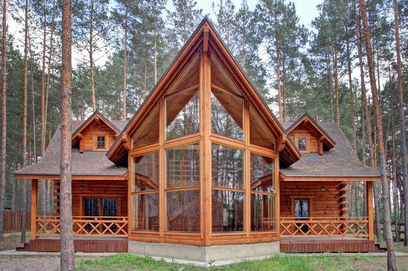 Log home in recreation area - Image 1 - Vyshhorod - rentals