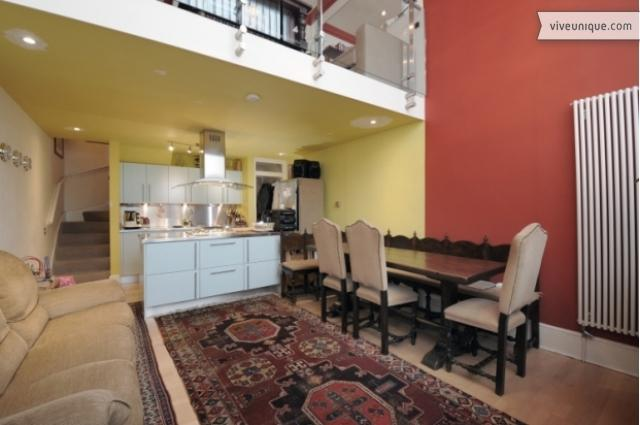 London Family Townhouse on Mossbury Road - Image 1 - London - rentals