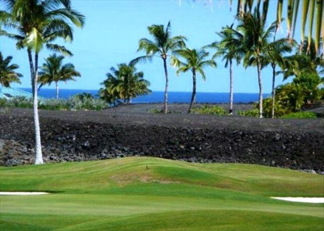 2 Bedroom, 2 Bath with large loft, Golf Villas at Mauna Lani J23 - Image 1 - Kohala Coast - rentals