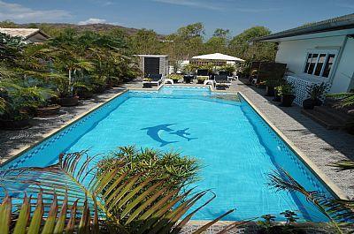 Private Salt Water Pool - Luxury Tropical Private Salt Water Pool/Spa Villa - Hua Hin - rentals