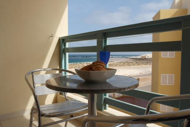 Balcony View - Sal Rei, BoaVista Beachfront Rental - Sal Rei - rentals
