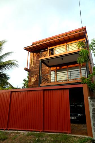 front view - BRICK HOUSE luxury apartment-02 - Sri Lanka - rentals