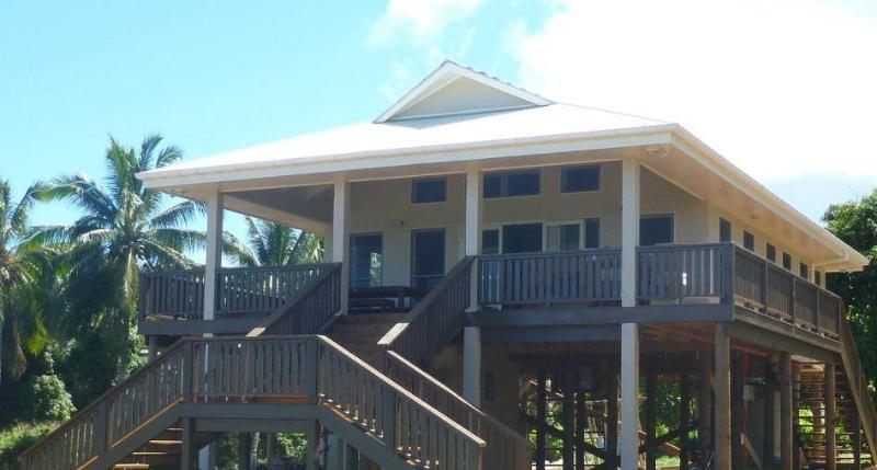 Polynesian styled Villa - Te Vai Moana Luxury Villa Aitutaki - Aitutaki - rentals