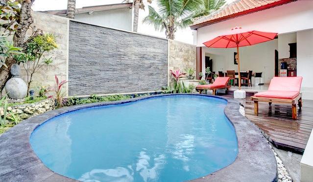 Villa Cendrawasih. 2 Bdr. Pool - Image 1 - Seminyak - rentals