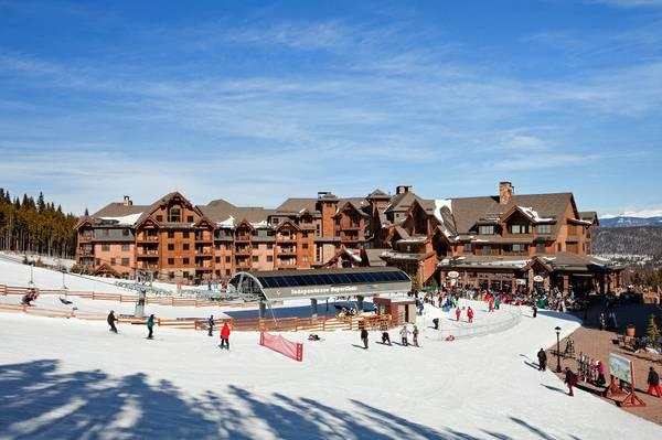 Luxurious Ski-in/Ski-out Condo in Breckenridge, CO - Image 1 - Breckenridge - rentals