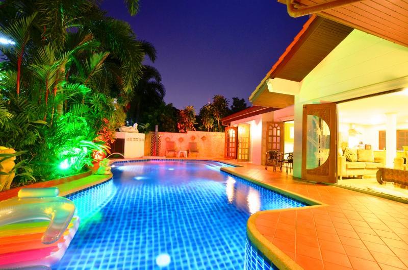 luxury villa with private pool - Grand Condo Orchid pool villa - Pattaya - rentals