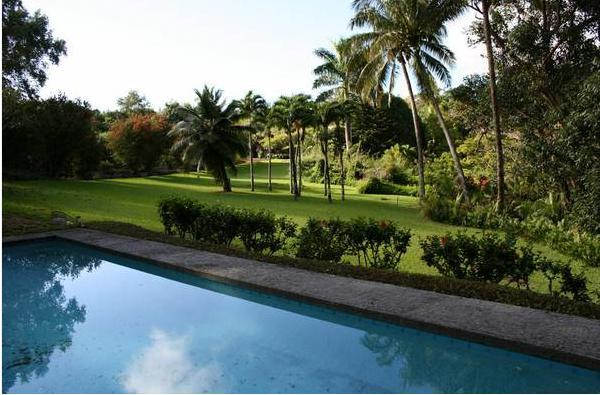 Lush Tropical Garden Setting - Charming Country Estate with Pool. Upcountry  N Maui - Maunaloa - rentals