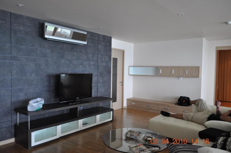 Living Room - Phuket condo Patong beach - Sara Buri - rentals