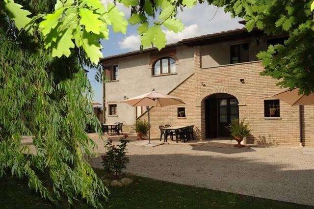 Esterno struttura - Podere Casenove an antique farmhouse, panorama - Citerna - rentals