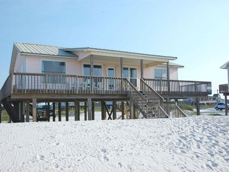 Beach Front Bellingrath Sleeps 14! - Bellingrath - Fort Morgan - rentals