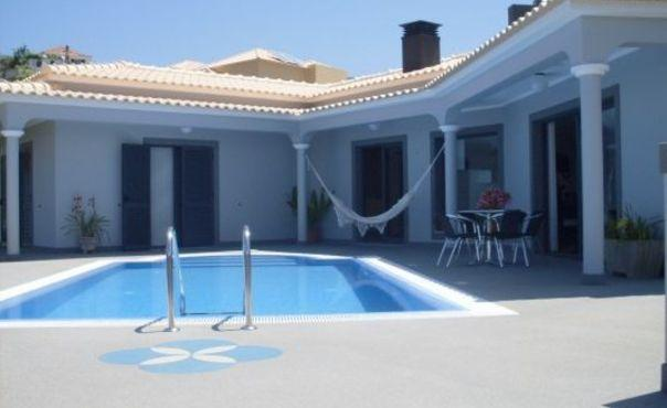 The house is located on the south side -  In a quiet location with pool - PT-1075610-Arco da Calheta - Image 1 - Arco da Calheta - rentals