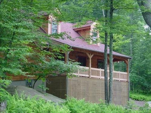Springtime - The Bear Dance Cabin at Wintergreen - Wintergreen - rentals