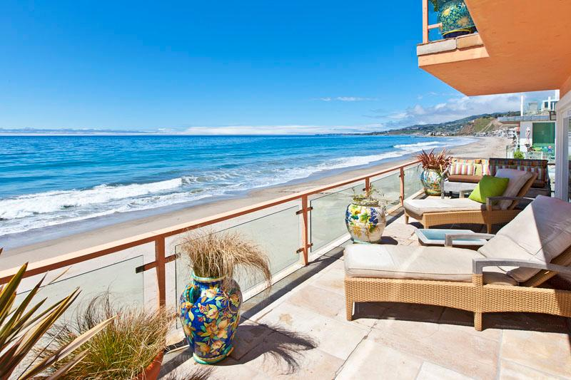 Room with a view! - Malibu Beach House - Luxury on Private Beach - Malibu - rentals