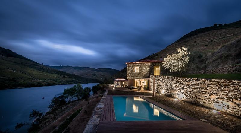 Douro River And House - Villa rental in Douro Valley - Alijo - rentals