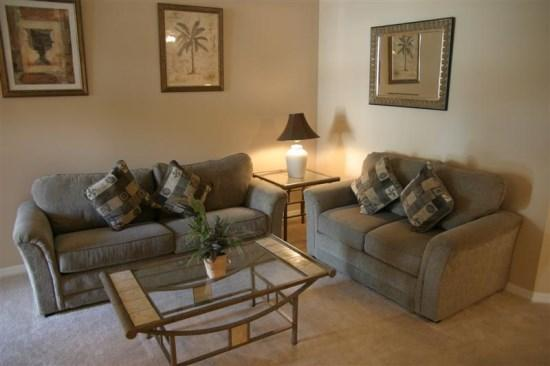 3 Bedroom 2 Bathroom Pool Home In Gated Community. 137HC - Image 1 - Orlando - rentals