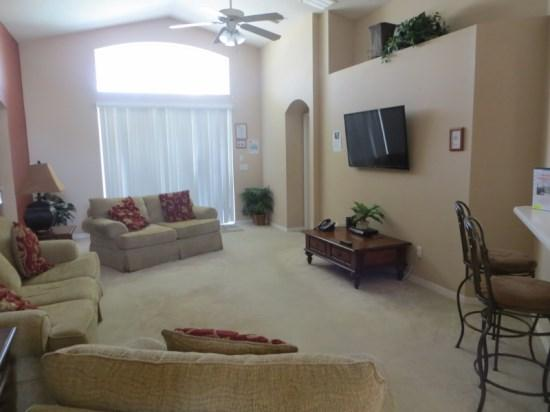 Pet Friendly 4 Bedroom 3 Bath Pool Home in Gated Community. 140RD - Image 1 - Orlando - rentals