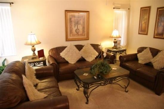 5 Bedroom Pool Home 15 Minutes From The Disney Attractions. 128BD - Image 1 - Orlando - rentals
