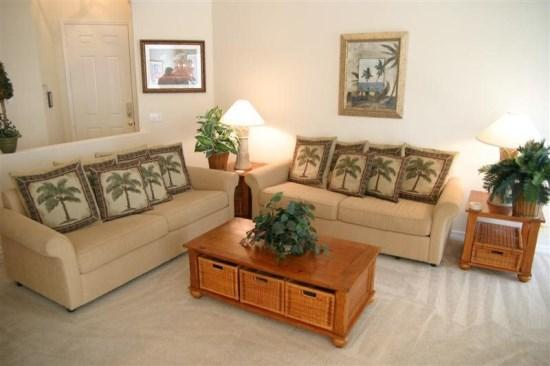 3 Bedroom 2 Bath Pool Home Near Disney World. 159BD - Image 1 - Orlando - rentals