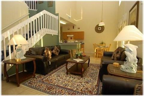 Large 7 Bedroom 4 Bath Home with Pool & Spa. 2510CLC - Image 1 - Orlando - rentals