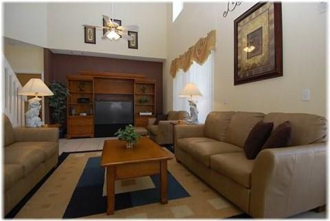 Large 7 Bed 4 Bath Home with Pool & Spa. 2516CLC - Image 1 - Orlando - rentals