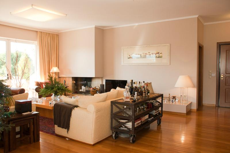 An Amazing 2 floor Apt with pool - Image 1 - Nea Erithraia - rentals
