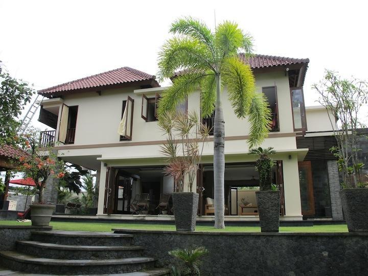 Main House Front View - Beautiful 4bedrooms Villa in South Bali - Bali - rentals