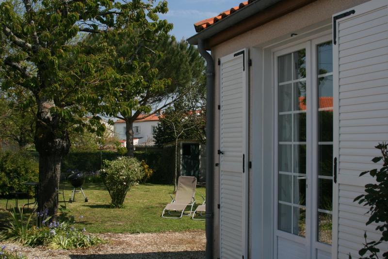 The entrance of the apartment - La Rochelle - Gite - Location de vacances pour 2 - Dompierre sur Mer - rentals