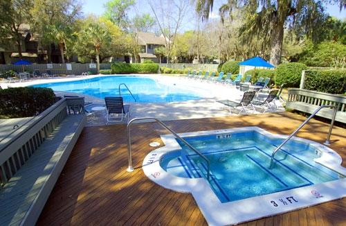 3 Bed, 3.5 Bath Southwind II Includes Golf - Image 1 - Hilton Head - rentals