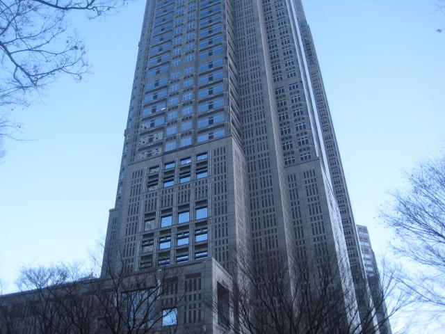 Govt building for viewing - Shinjuku Executive Apartment Tokyo - Shinjuku - rentals