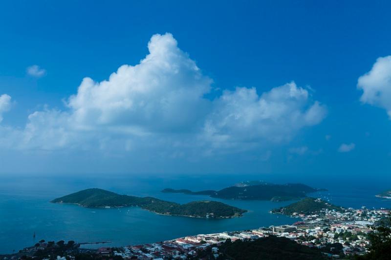 Harbour View - Caribia Cottage - Charlotte Amalie - rentals