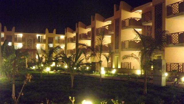 Night time - Tropical Apartment, Santa Maria, Sal, Cape Verde - Santa Maria - rentals