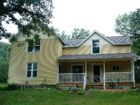 Summer Porch - Country Vacation Home on  Elroy-Sparta Bike Trail - Kendall - rentals