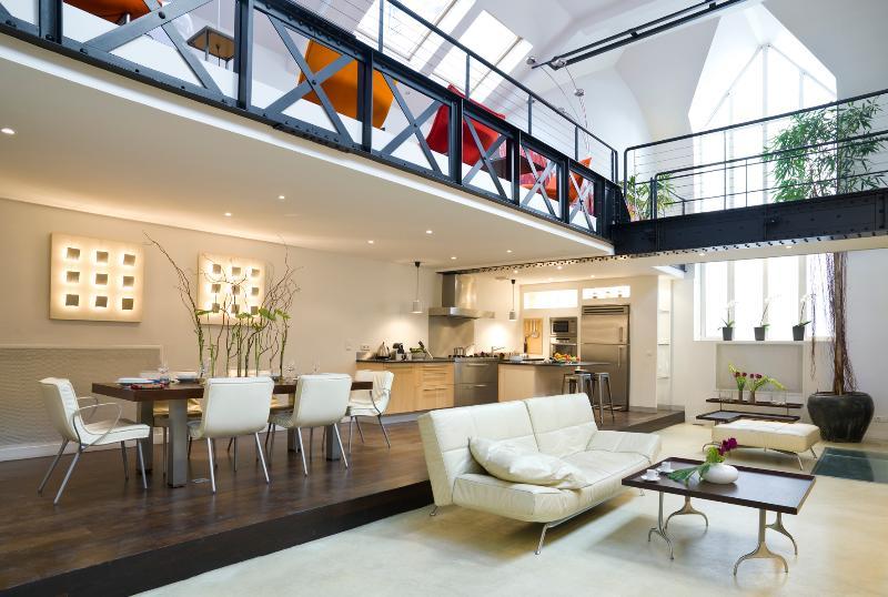 Montorgueil Luxury Loft in Paris, France - Image 1 - Paris - rentals