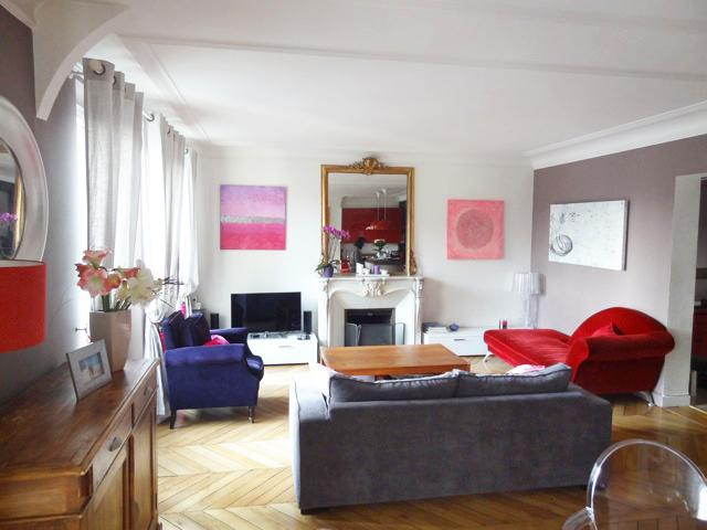 Lovely Apartment at Montparnasse Balcony in Paris - Image 1 - Paris - rentals