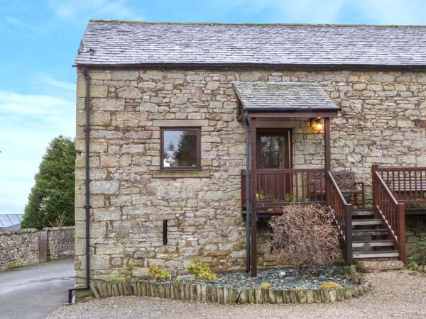 1 SYCAMORE BARN, stone-built barn conversion, front decked balcony, countryside views, in Reagill near Maulds Meaburn, Ref 30515 - Image 1 - Maulds Meaburn - rentals