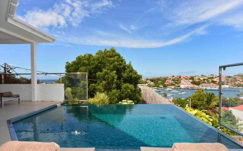 Wastra at Gustavia, St. Barth - Ocean and Harbour View, Amazing, Walk to Beach - Image 1 - Gustavia - rentals