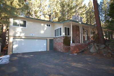 Exterior - 3481 Anne Street - South Lake Tahoe - rentals